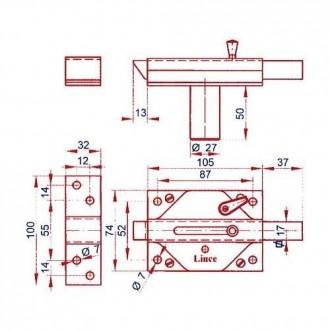 Tijera Sastre Multiuso 8 Pulgadas Soft 0804233W